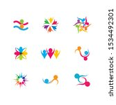 community vector icon... | Shutterstock .eps vector #1534492301