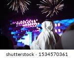 saudi arabia   in riyadh city   ... | Shutterstock . vector #1534570361