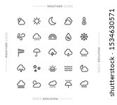 weather and forecast... | Shutterstock .eps vector #1534630571