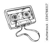 Cassette Tape For Listening...