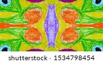 abstract hand drawn patterns....   Shutterstock . vector #1534798454