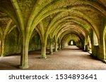 Fountains Abbey Cistercian...