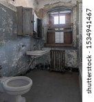 The Abandoned Ellis Island...