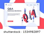 questions and answers. find...   Shutterstock . vector #1534982897