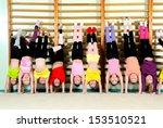 feet up  | Shutterstock . vector #153510521