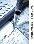 Business Concept Financial...