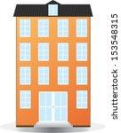 apartment | Shutterstock .eps vector #153548315