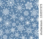 Duotone Seamless Winter Textur...