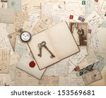 Antique Letters And Postcards ...