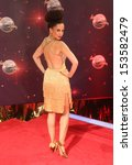 natalie gumede arriving for... | Shutterstock . vector #153582479