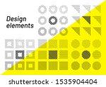 set of modern universal...   Shutterstock .eps vector #1535904404
