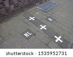 Belgium   netherlands border ...