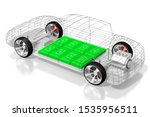 electric car  electric vehicle  ... | Shutterstock . vector #1535956511