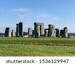 Stonehenge  Salisbury  England...