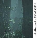 Werewolf In Mystery Forest...