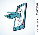 flat ui pc pad device palmtop...