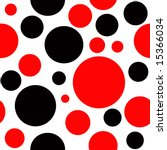 Red And Black Polka Dot...