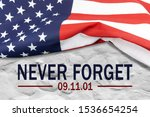 Text Never Forget 9 11 With...