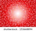 christmas snow background   Shutterstock .eps vector #153668894