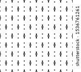 seamless pattern. ethnic... | Shutterstock .eps vector #1536761261