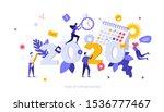 infographic banner template... | Shutterstock .eps vector #1536777467