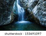 Millomeri Waterfalls In Platres ...