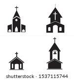 Church Cristian Religious Icon...