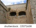 castle of ibiza   balearic...   Shutterstock . vector #15371638