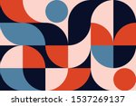 geometry minimalistic artwork... | Shutterstock .eps vector #1537269137