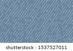 rain vector pattern. rainy... | Shutterstock .eps vector #1537527011