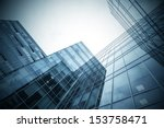 panoramic and perspective wide... | Shutterstock . vector #153758471