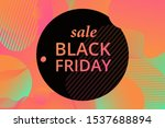 vector black friday template....