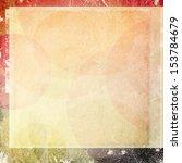 grunge background | Shutterstock . vector #153784679
