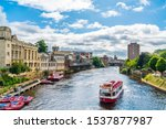 York City With River Ouse In...
