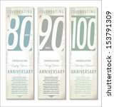 100,100 th,80,80 years,80th,90,90 years,90th,age,anniversary,background,badge,birthday,celebration,ceremony