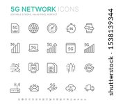 collection of 5g networks...