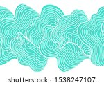 abstract seamless stripes... | Shutterstock .eps vector #1538247107