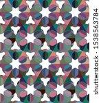 seamless vector pattern in...   Shutterstock .eps vector #1538563784