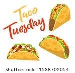 Traditional Taco Tuesday  Cafe...