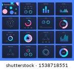 infographic vector brochure...   Shutterstock .eps vector #1538718551