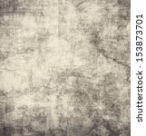 Grunge Paper Gray Texture With...