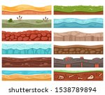 game background vector cartoon... | Shutterstock .eps vector #1538789894