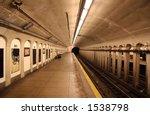 New York Subway Station   10
