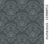 vitage pattern   Shutterstock .eps vector #153888911