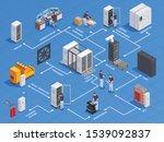 Datacenter Equipment Personnel...