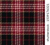 tartan plaid abstract vector... | Shutterstock .eps vector #1539176321