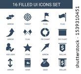 ui icons. trendy 16 ui icons....