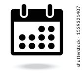 calendar vector icon.date month ...