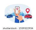 isolated vector illustration of ... | Shutterstock .eps vector #1539322934