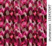 Abstract Modern Stylish Pink...